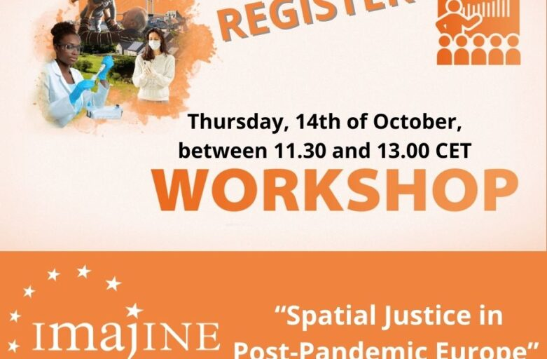 "workshop ""Spatial Justice in Post-Pandemic Europe"""
