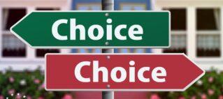 How do migrants choose their destination